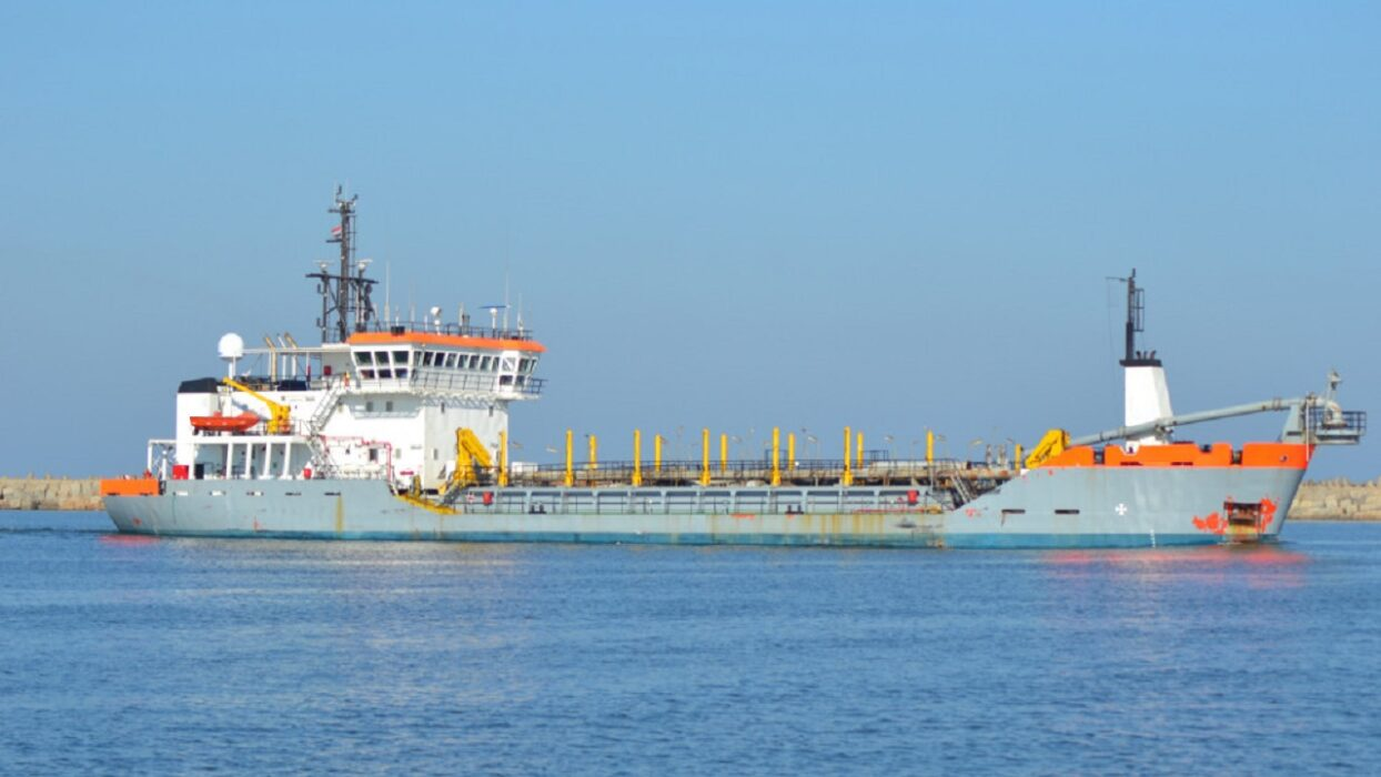 You are currently viewing OFFSHORE FLEET 3 x AB FOR TSHD 150EUR P/D
