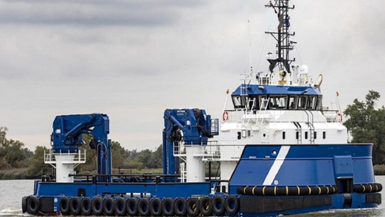 You are currently viewing OFFSHORE FLEET CE FOR MULTICAT 325EUR P/D