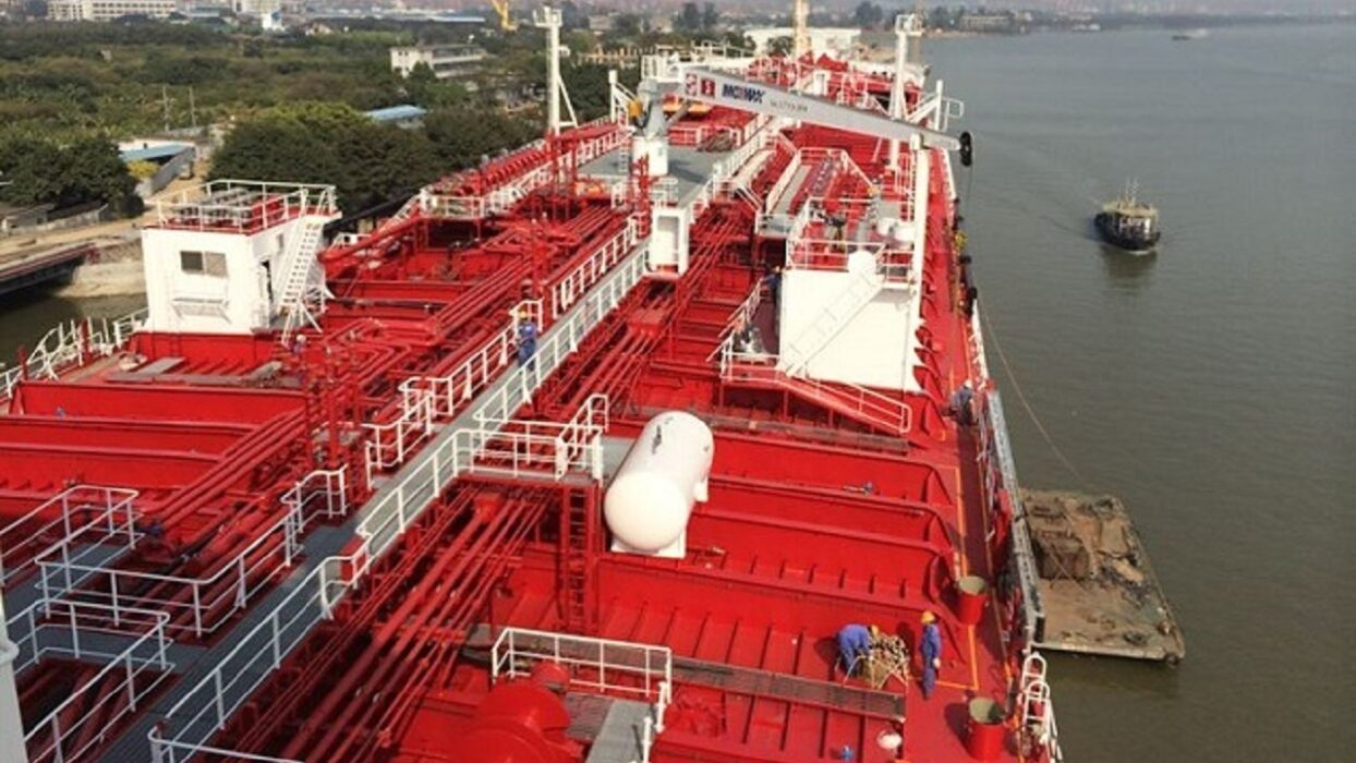You are currently viewing MERCHANT FLEET 2E FOR TANKER IMO2 11000USD P/M