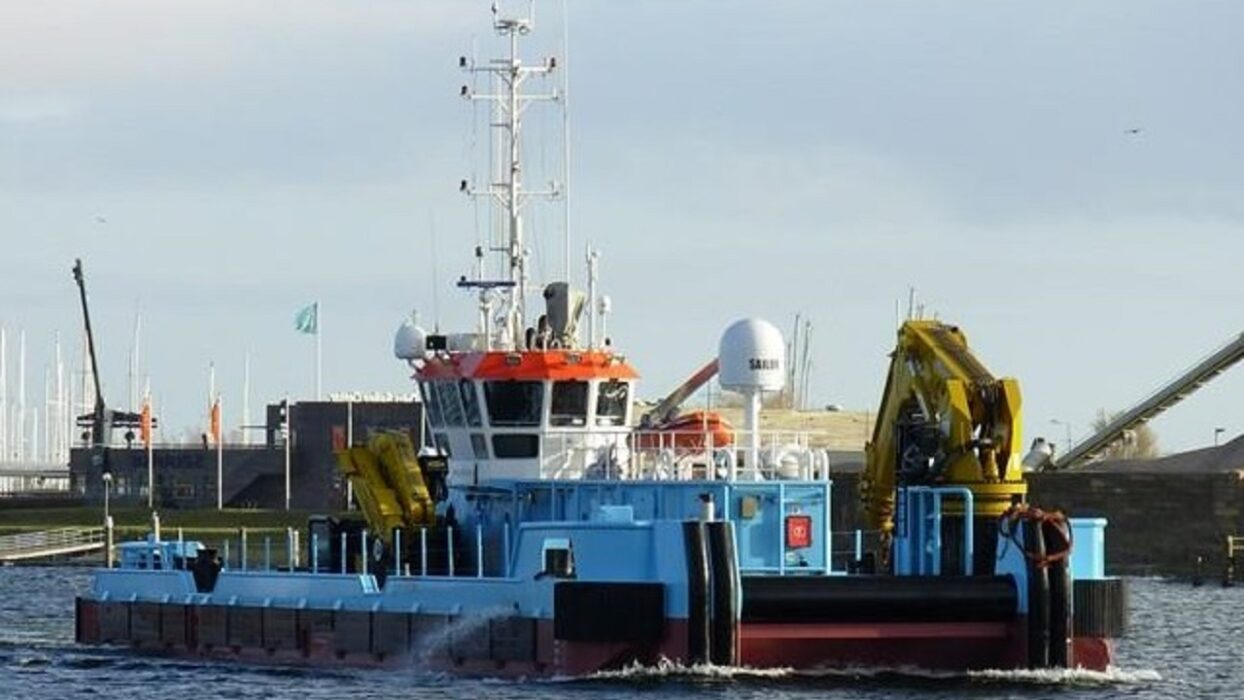You are currently viewing OFFSHORE FLEET CO FOR MULTICAT DP1 350EUR P/D