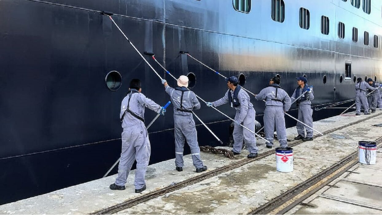 You are currently viewing OFFSHORE FLEET 4 x PAINTER FOR CLB 150EUR P/D