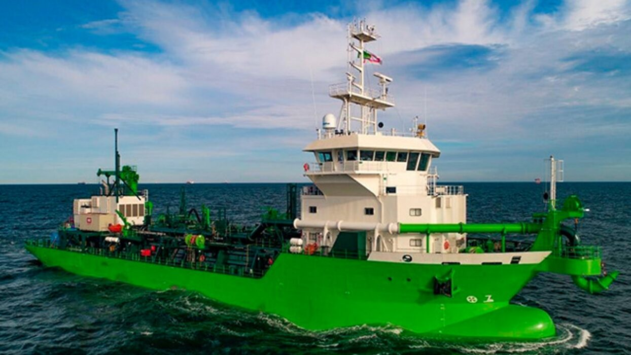 Read more about the article OFFSHORE FLEET 2O FOR TSHD 250EUR P/D