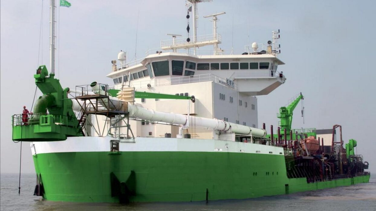 Read more about the article OFFSHORE FLEET 1ST MATE FOR TSHD 350EUR P/D