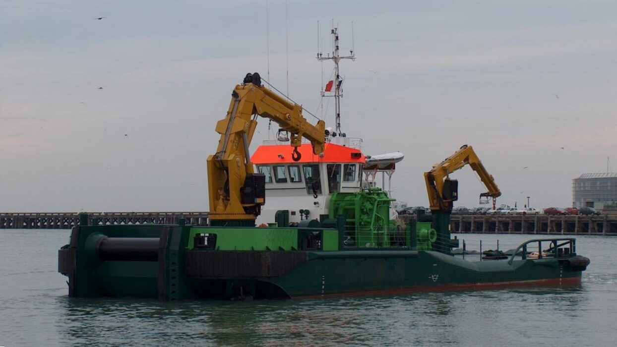 You are currently viewing OFFSHORE FLEET MASTER FOR MULTICAT 375EUR P/D