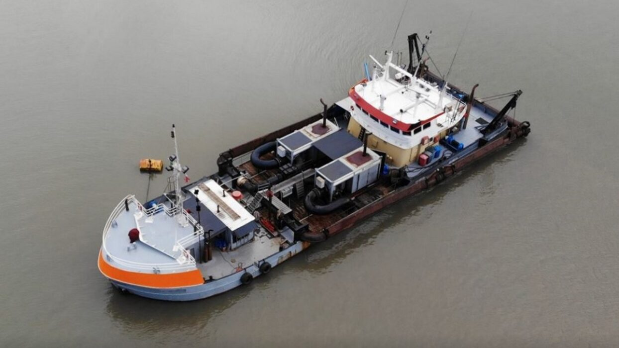 You are currently viewing OFFSHORE FLEET AB COOK FOR TSHD 175EUR P/D