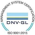 ISO 9001 2015 Logo NEW